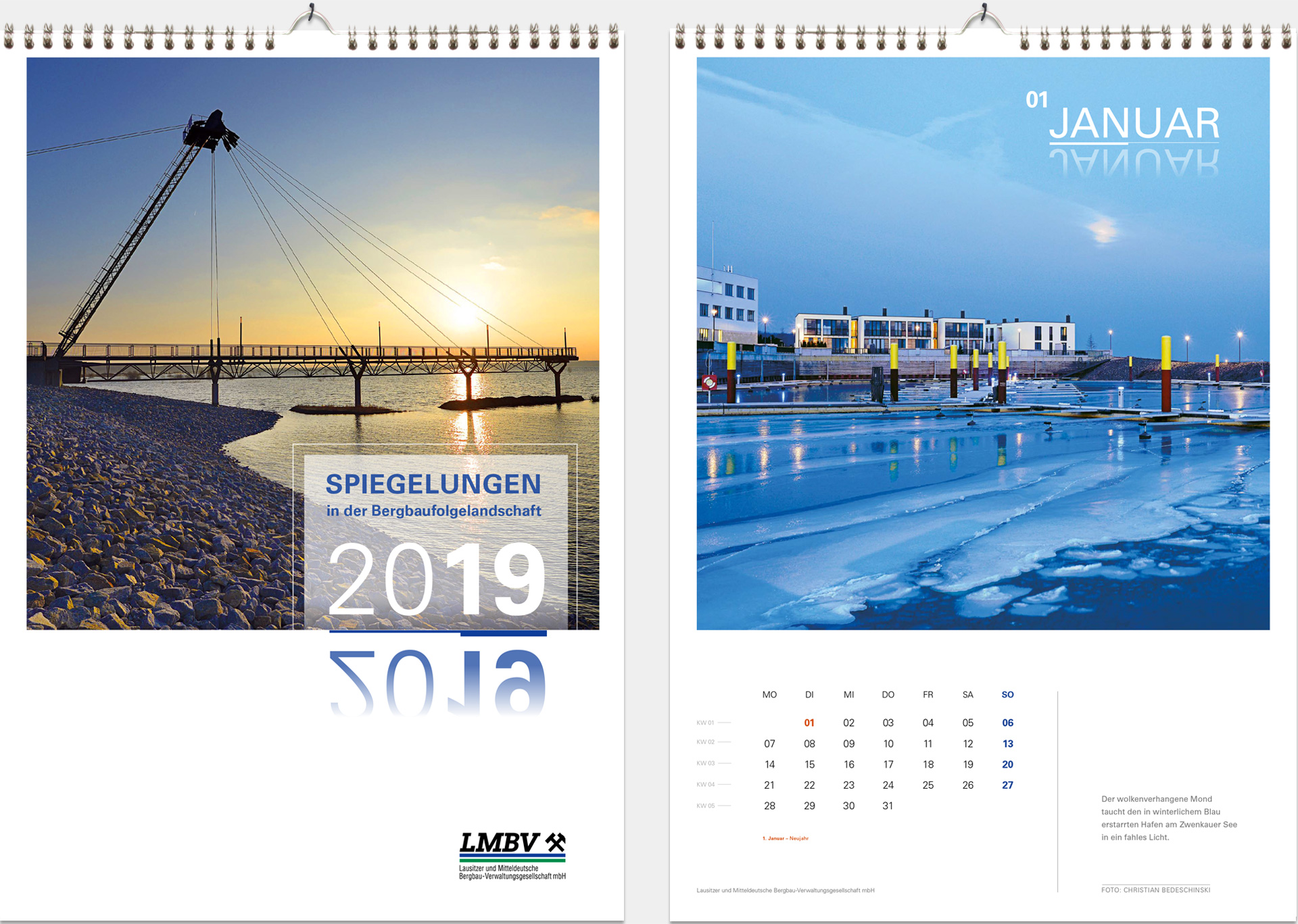 LMBV Kalender 2019