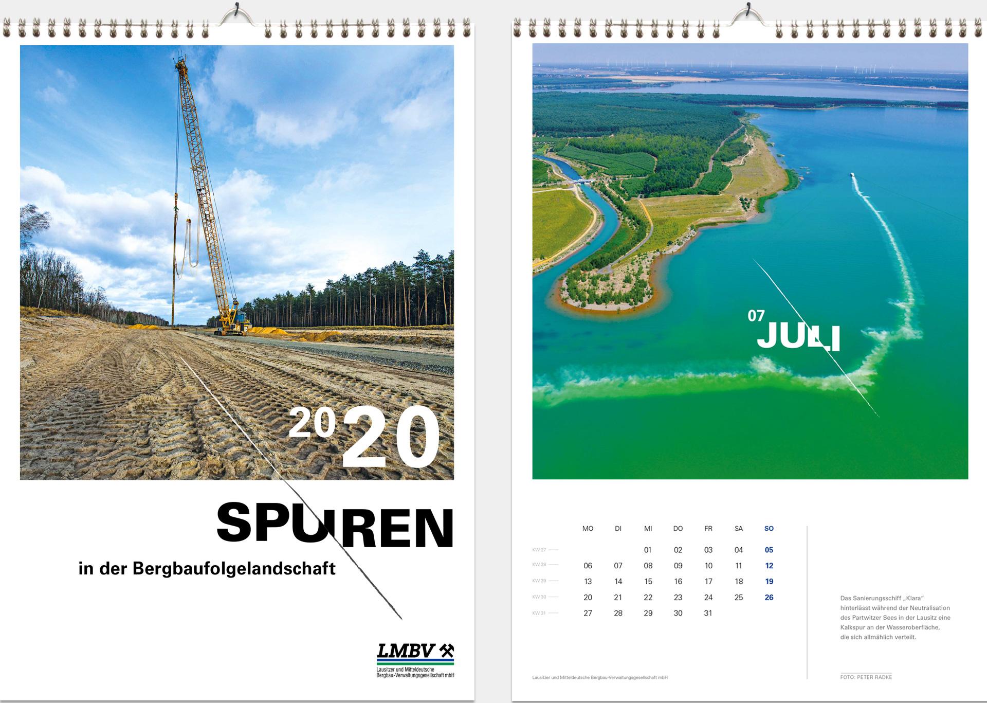 LMBV Kalender 2020