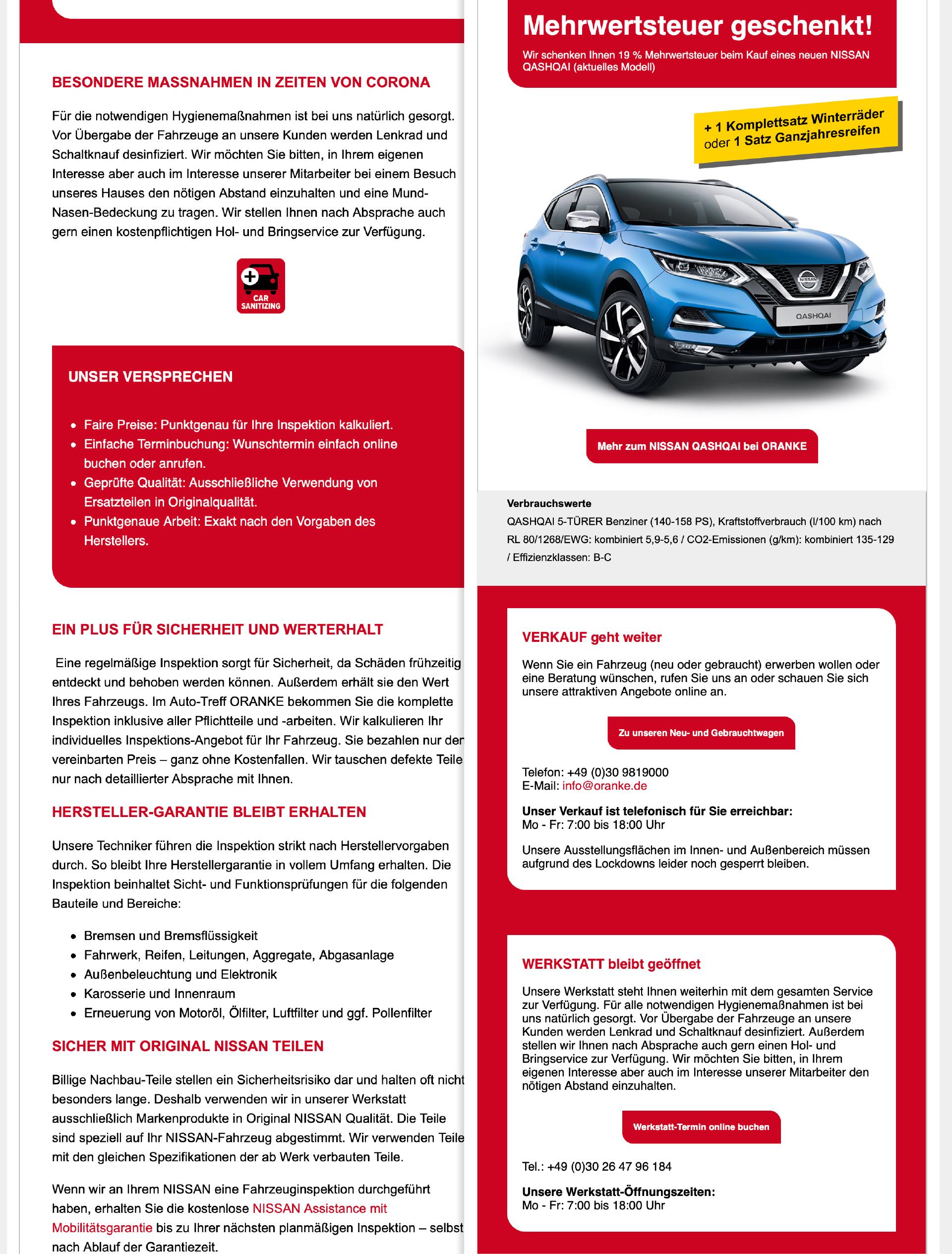 Referenz agreement – Newsletter 02