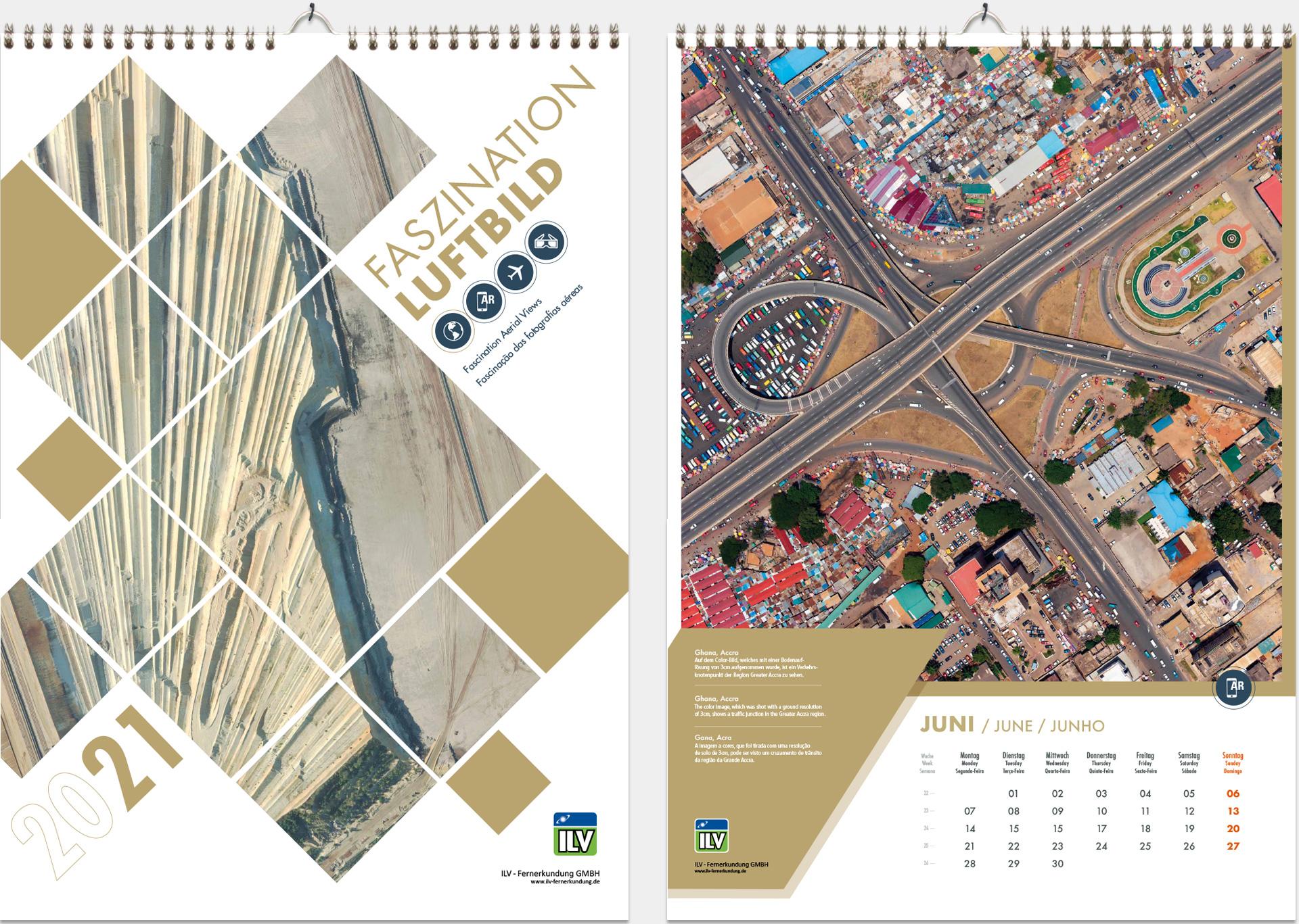 Referenz agreement - ILV-Kalender 2021